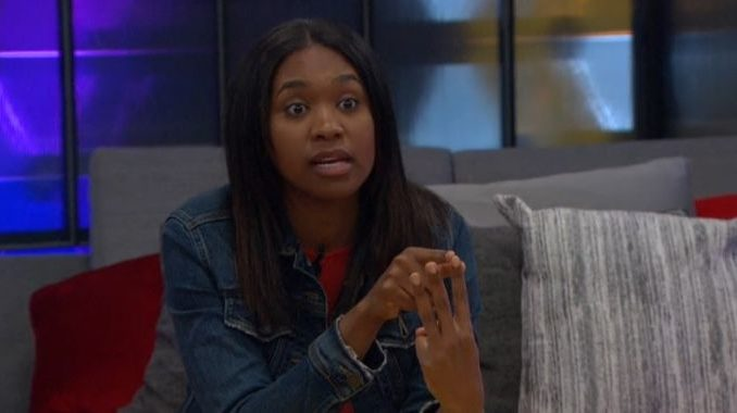 Bayleigh counting votes on BB20