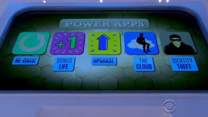 Big Brother 20 Twist Power Apps