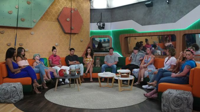 HGs on Episode 17 of Big Brother 20