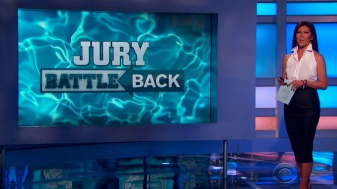 Big Brother 20 - Jury Battle Back