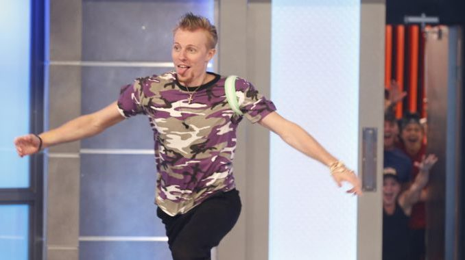Scottie Salton evicted on Big Brother 20