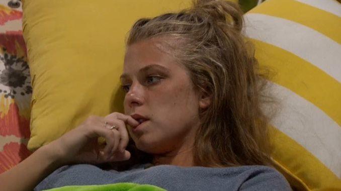 Haleigh on Big Brother 20