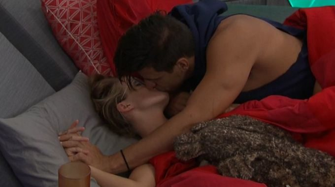 Haleigh and Faysal on BB20