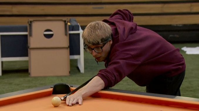 Scottie takes aim on Big Brother 20