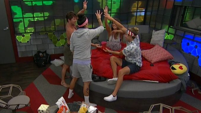 L6 celebrates another victory on BB20