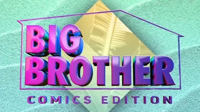 Big Brother 20 Comics Edition - Episode 34