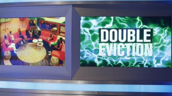 Double Eviction on Big Brother 20