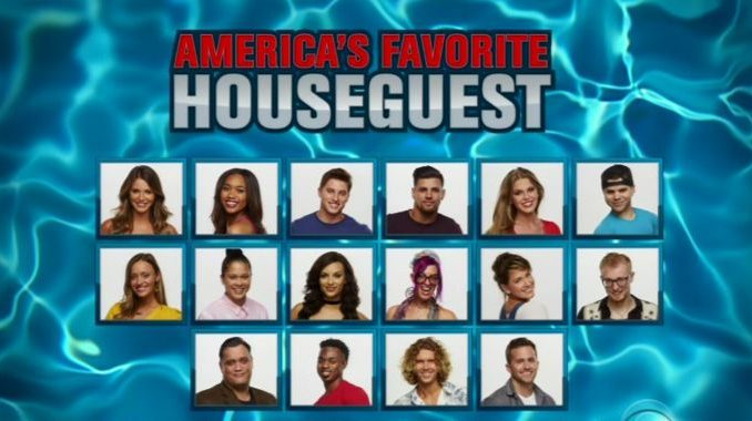 America's Favorite Houseguest on Big Brother 20