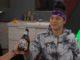 Kaycee celebrates with Tyler on BB20