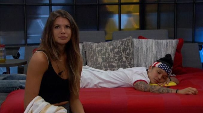 Angela and Kaycee on Big Brother 20