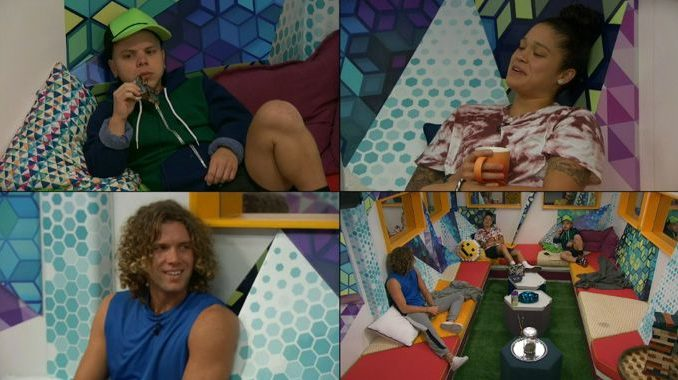 Final 3 on Big Brother 20