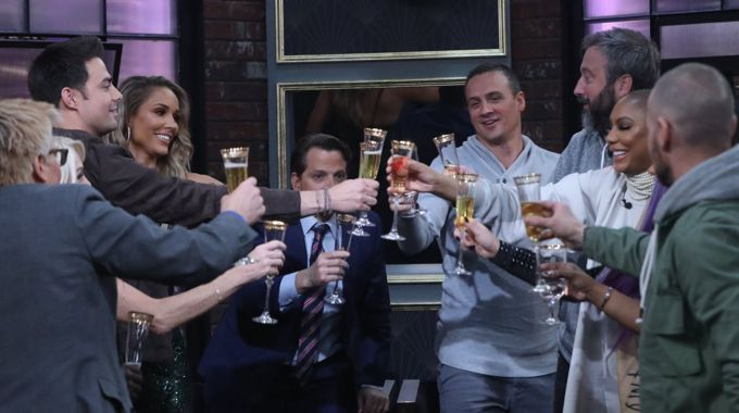Houseguests cheer on CBB 2019