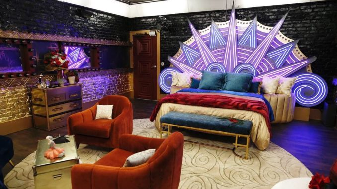 Celebrity Big Brother 2019 house HOH room 01