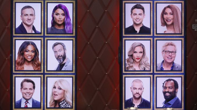 Memory Wall for Celebrity Big Brother 2019