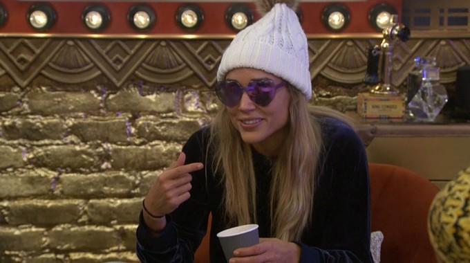 Lolo Jones on Celebrity Big Brother 2
