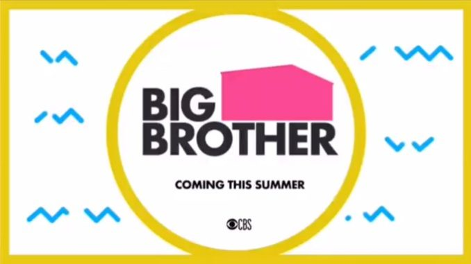 Big Brother 21 on CBS summer 2019