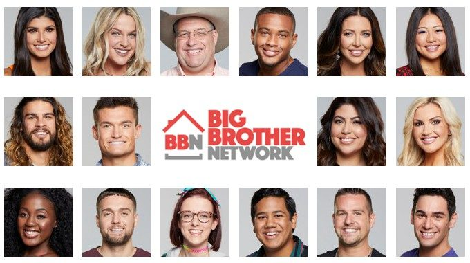 Big Brother 21 cast of Houseguests