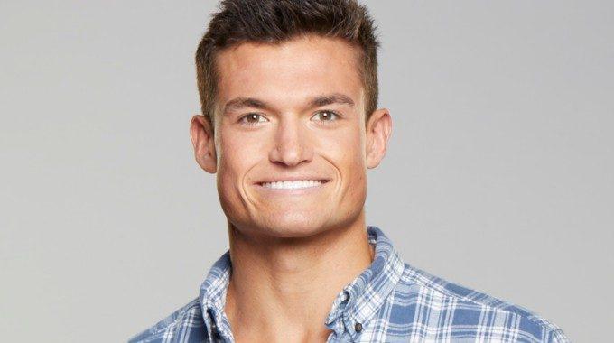 Jackson Michie on Big Brother 20