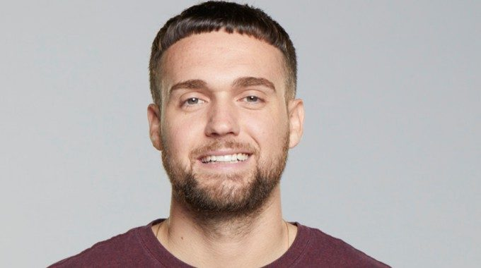 Nick Maccarone on Big Brother 21