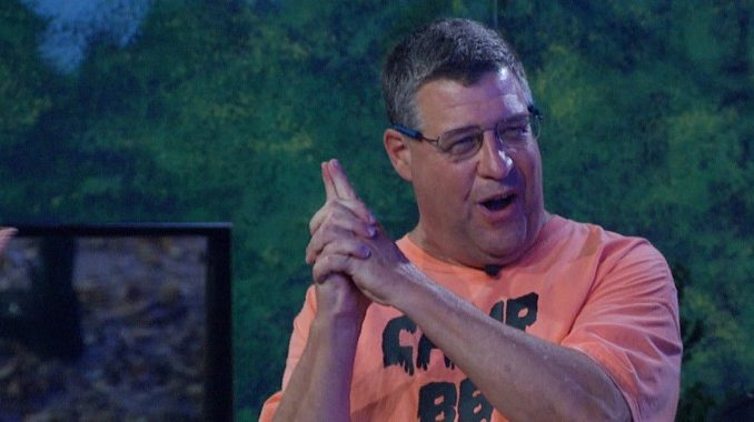 Cliff Hogg on Big Brother 21