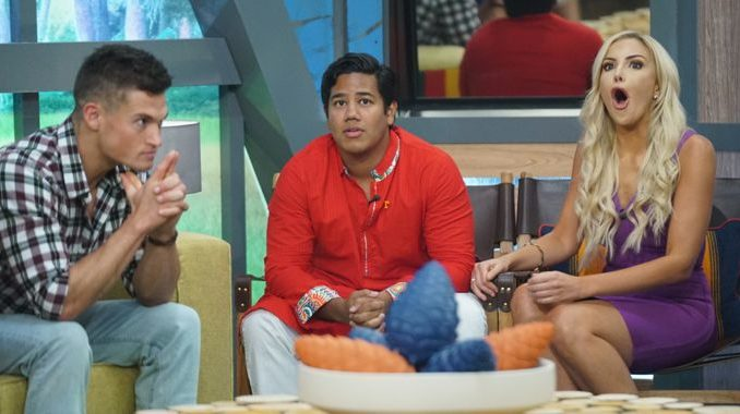 Big Brother 21 HGs on eviction night