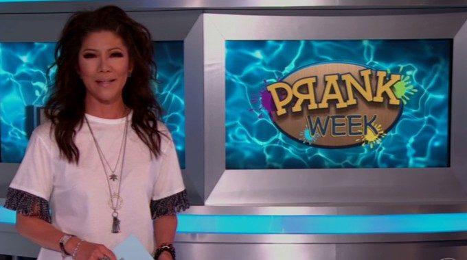 Prank Week on Big Brother 21