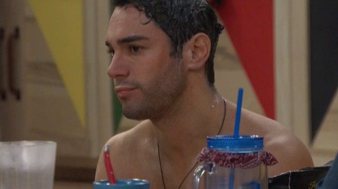 Tommy Bracco on Big Brother 21