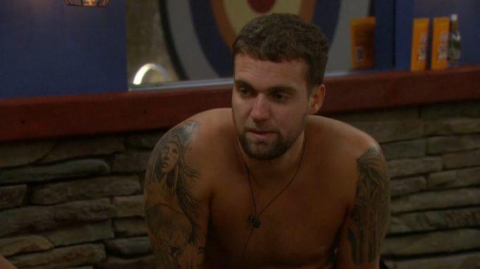 Nick Maccarone on Big Brother 21