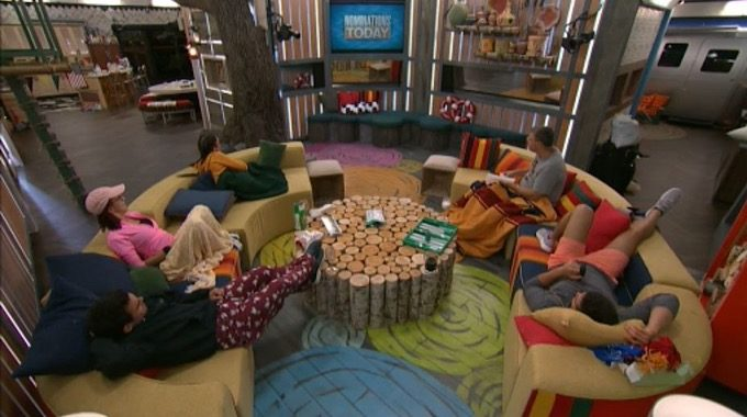 Big Brother 21 Live Feeds Week 11: Friday Daytime Highlights