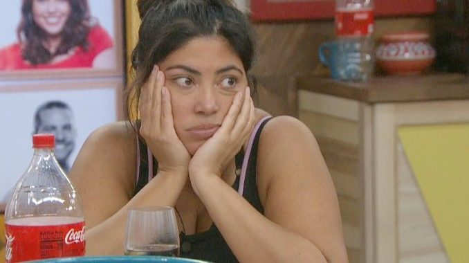 Jess Milagros on Big Brother 21