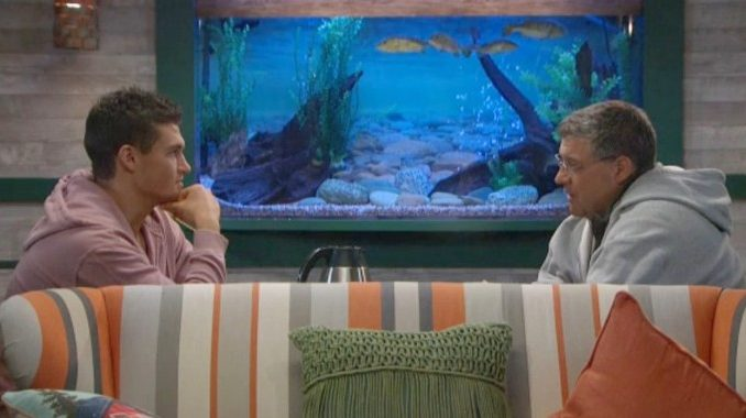 Jackson and Cliff on BB21