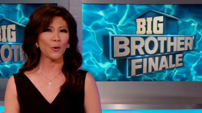 Julie Chen on Big Brother finale