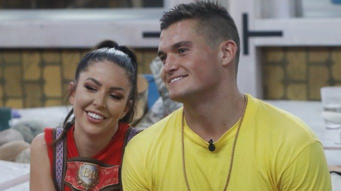 Jackson and Holly on BB21