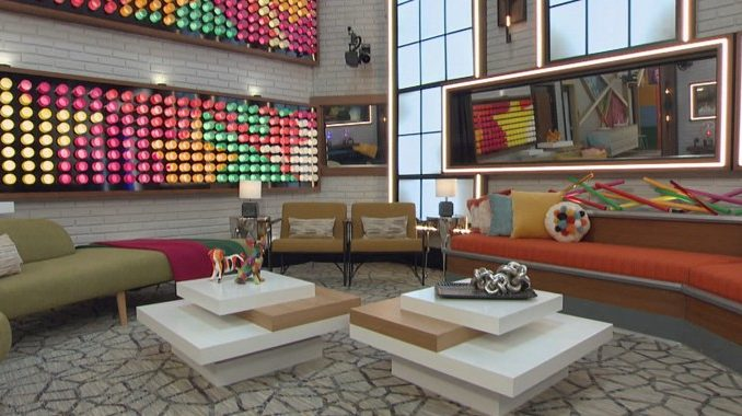 Big Brother 22 House