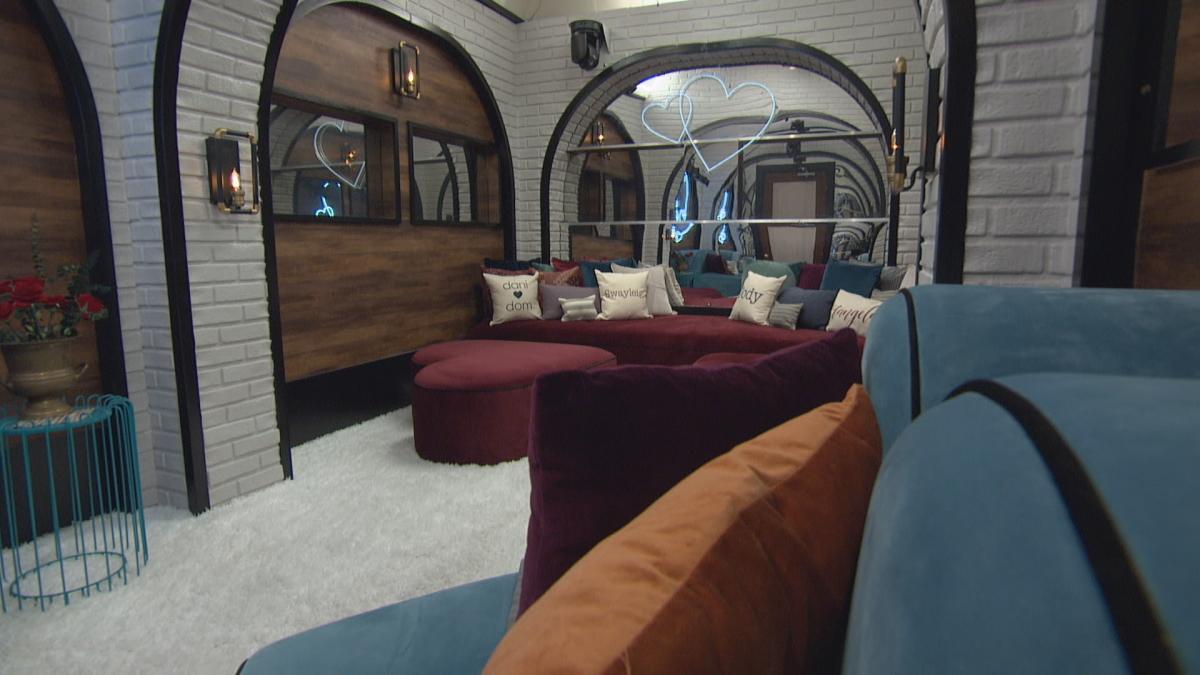 Big Brother 22 Lounge