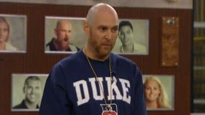 Adam Poch on Big Brother