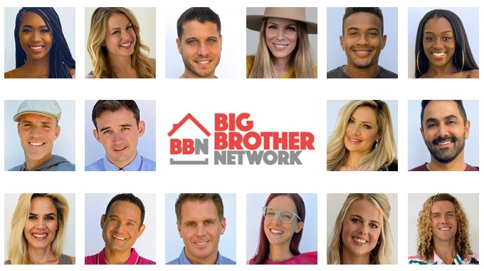 Big Brother 22 cast of All-Stars