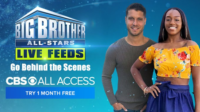 Big Brother Live Feeds on All Access for BB22