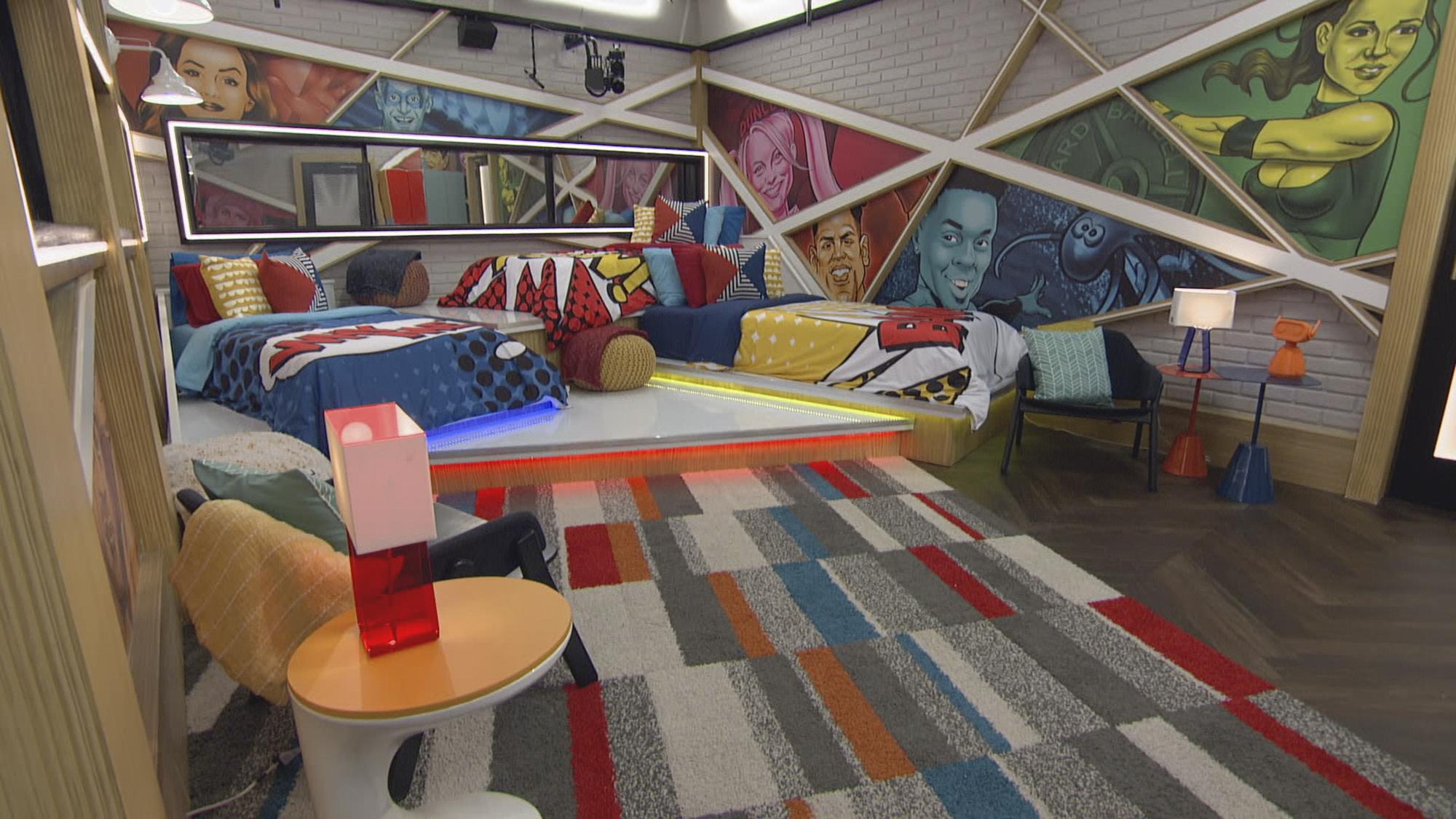 Big Brother 22 bedroom 02