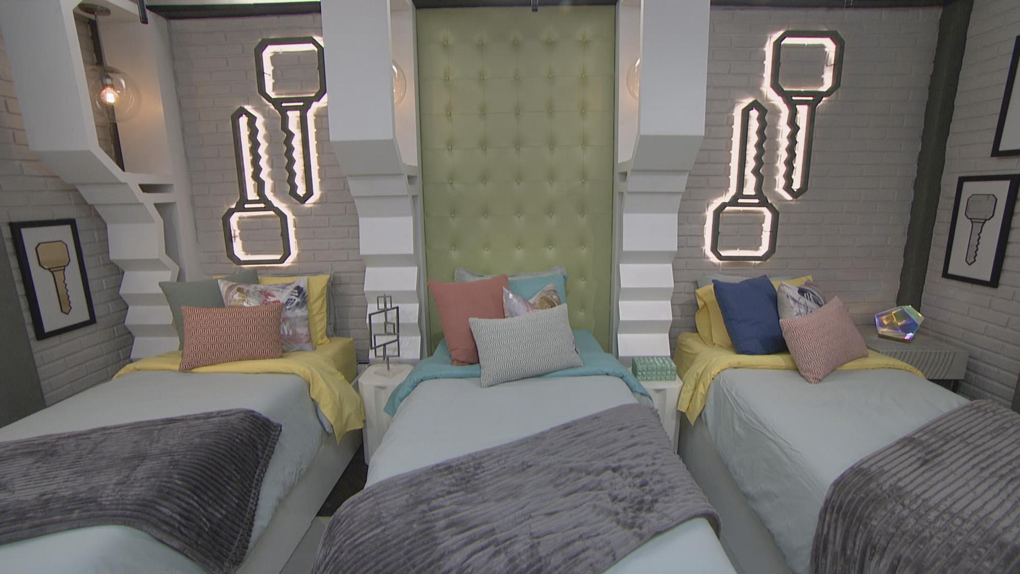 Big Brother 22 bedroom 03