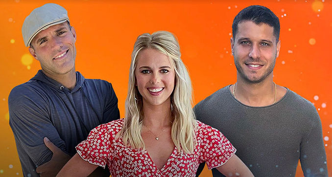 Final 3 on Big Brother 22