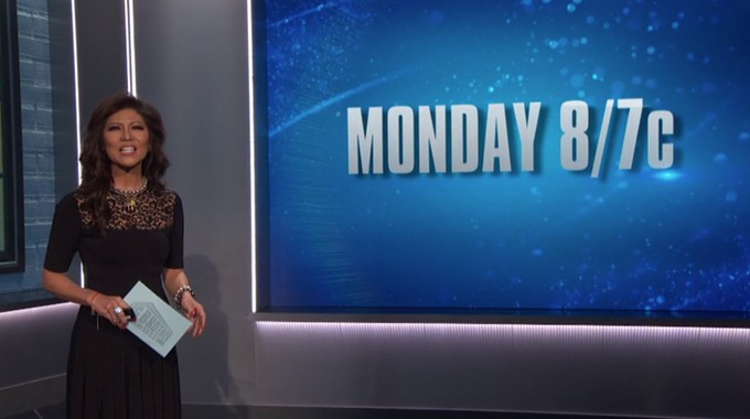 Monday episode of Big Brother 22