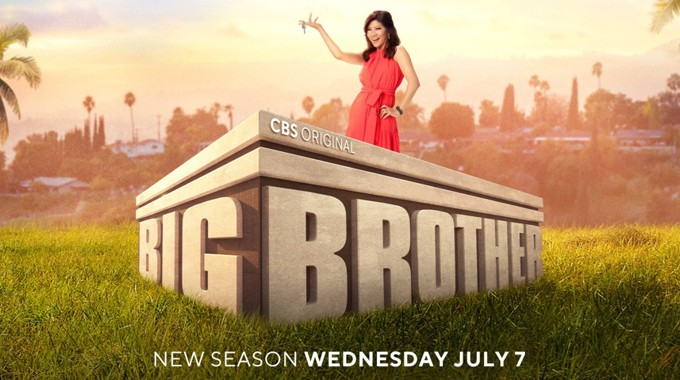 Julie Chen hosts Big Brother 23 on CBS