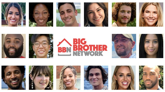 Big Brother 23 Cast of Houseguests