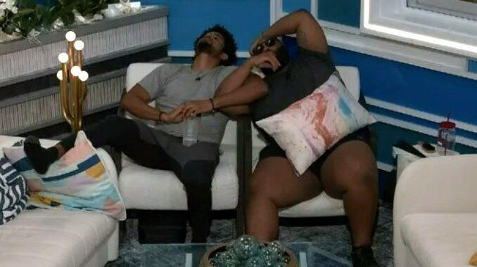 Kyland and Derek Frazier on Big Brother 23