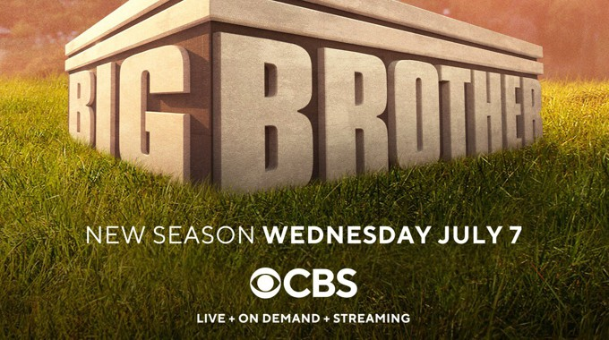New season of Big Brother on CBS