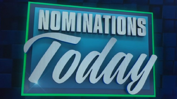 Nominations Today on Big Brother