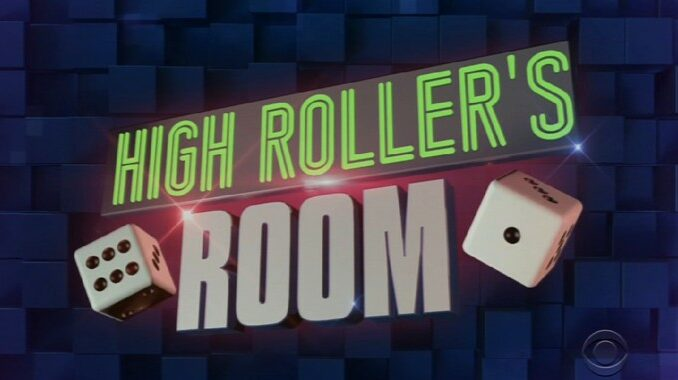 High Rollers Room on Big Brother 23