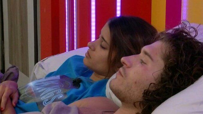 Christian and Alyssa on Big Brother 23