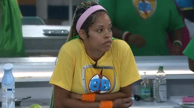 Tiffany Mitchell on Big Brother 23
